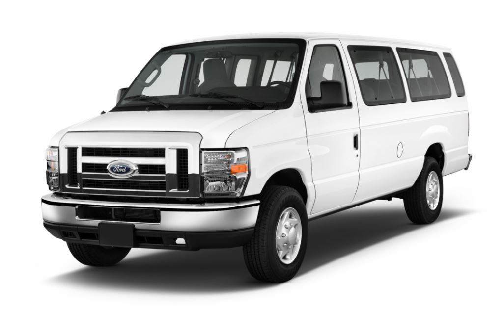 10 and 12 Passenger Van