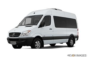 Luxury 12 Passenger Mercedes Sprinter