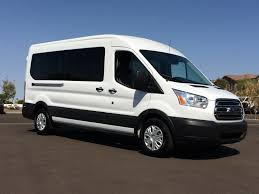 15 Passenger Ford Transit High Roof