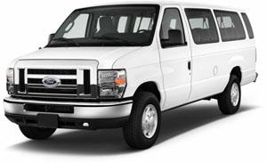 10 and 12 Passenger Van
